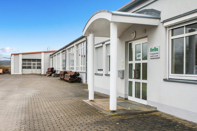 HeBa Fertigungstechnik Mellrichstadt